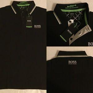 hugo boss polo shirts clearance